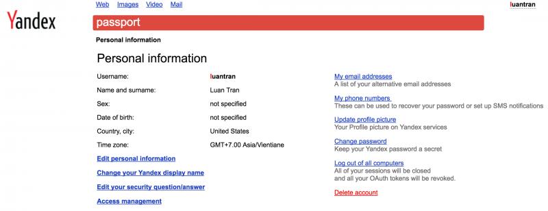 Yandex Mail là gì? Cách tạo email tên miền riêng Yandex Mail