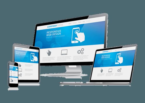 Thiết kế trang web cần phải chuyên nghiệp