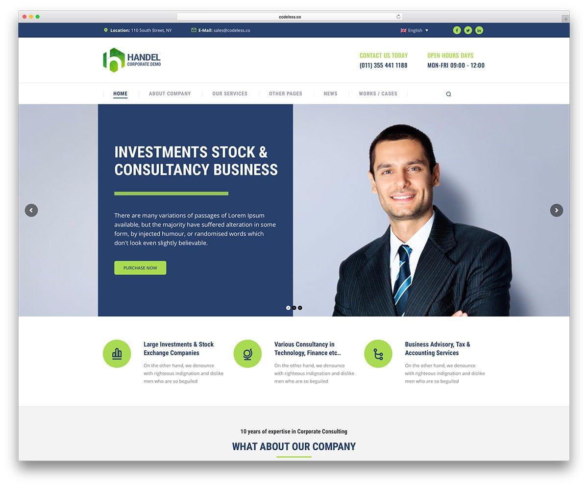 Website doanh nghiệp là một trong những website quan trọng hiện nay cho sự phát triển